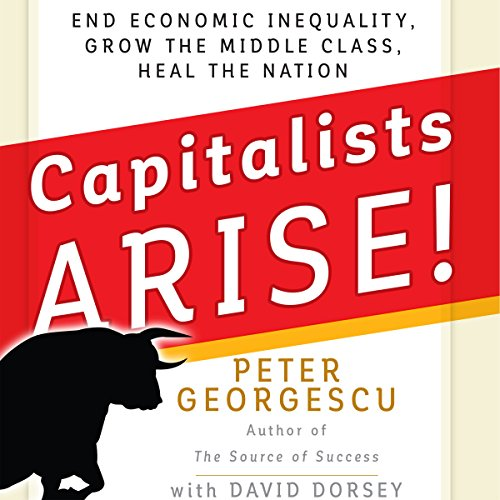 Capitalists Arise! audiobook cover art