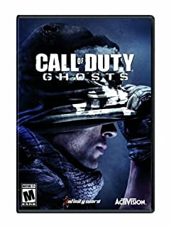 Call of Duty: Ghosts [Online Game Code] (B00CLW3TZS) | Amazon price tracker / tracking, Amazon price history charts, Amazon price watches, Amazon price drop alerts