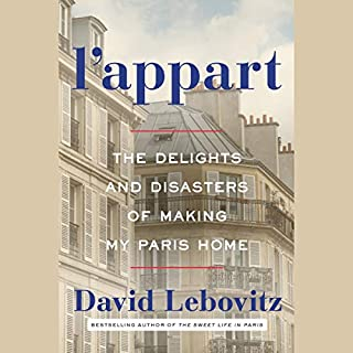 L'Appart audiobook cover art