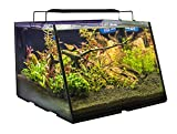 Lifegard Aquatics R800207 Full-View 7 Gallon Aquarium with Built-in Back Filter, Clear