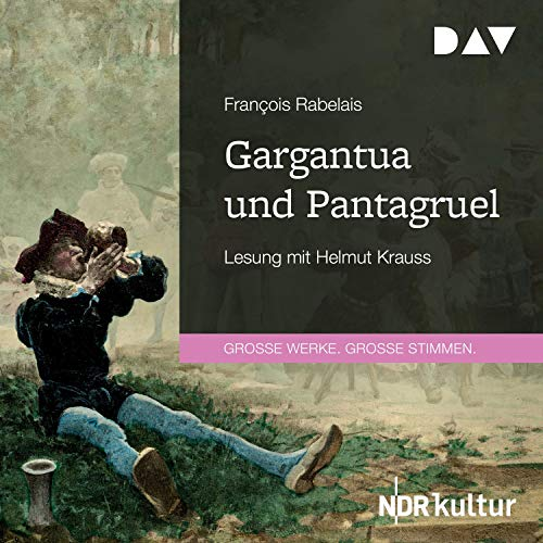 Couverture de Gargantua und Pantagruel