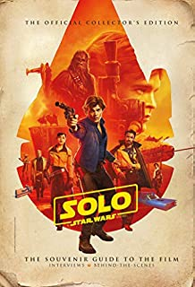 Solo: A Star Wars Story: The Official Collector's Edition (1785863010)   Amazon price tracker / tracking, Amazon price history charts, Amazon price watches, Amazon price drop alerts