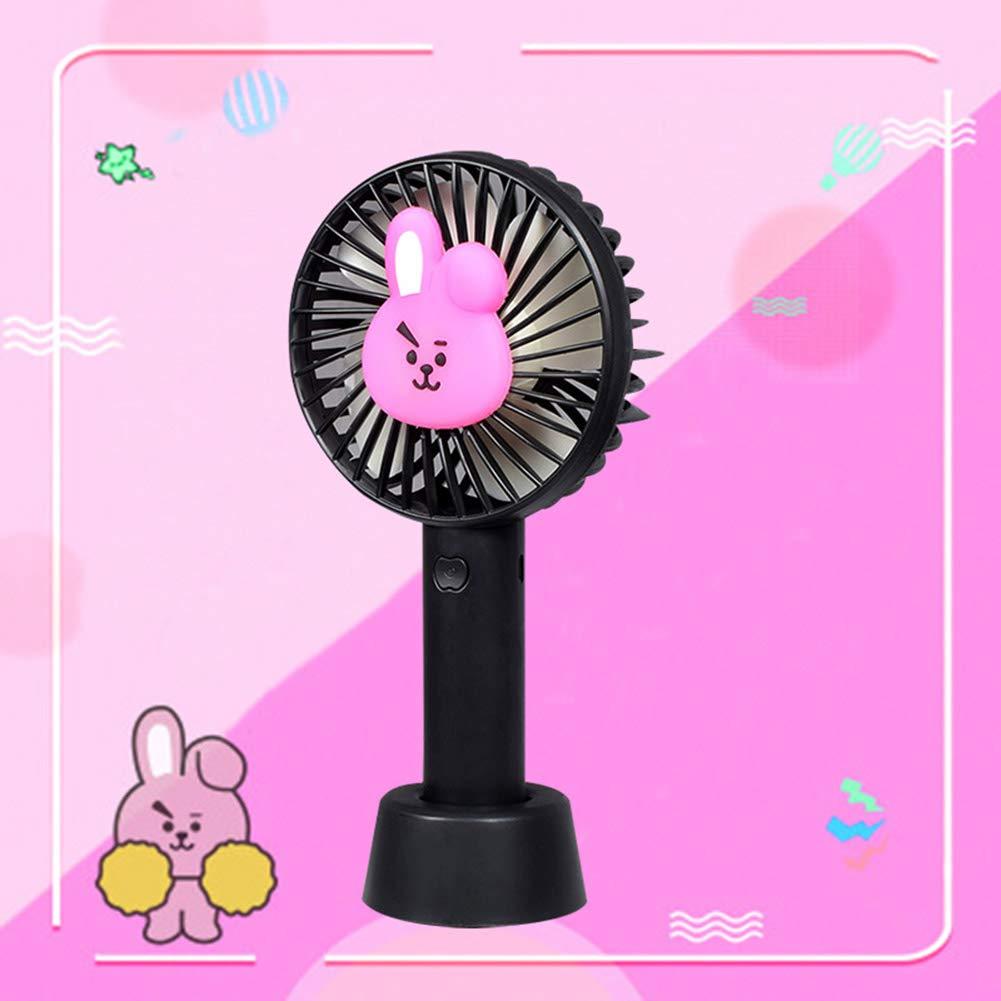KroY PecoeD KPOP BTS - Mini Ventilador de Mano portátil con ...