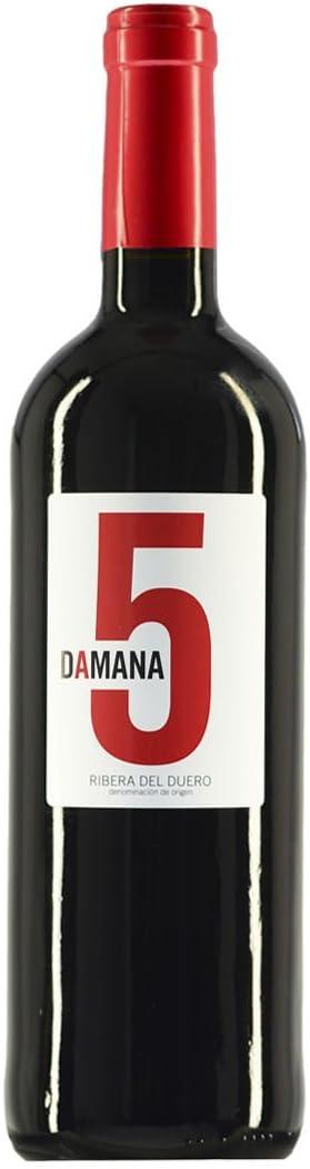 Damana 5 Roble - 75 Cl.