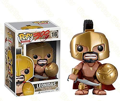 Nobranded Funko Pop Spartan 300 Warrior Leonida Ornament Puppenmodell