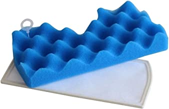 DIY Cleaner Fitting 1 Set Blue Sponge Filter + 1 Set Dust Hepa Filter fit for Samsung DJ63-00669A SC43-47 SC4520 SC4740 V...