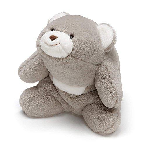 GUND Snuffles Teddy Bear Stuffed Plush Animal, Gray, 10'