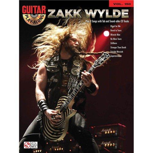 Guitar Play-Along Volume 150: Zakk Wylde, für Gitarre, Gitarre