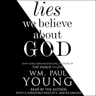 Lies We Believe About God audiobook cover art