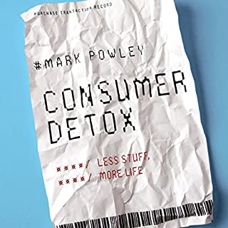 Consumer Detox audiobook cover art