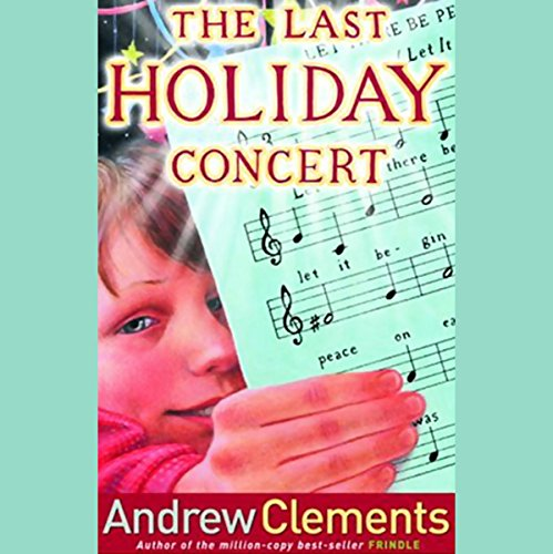 The Last Holiday Concert audiobook cover art