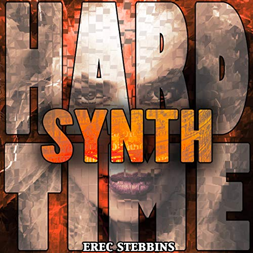 Synth audiobook cover art