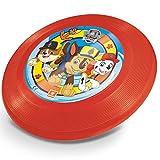 Mondo Toys - Paw Patrol Flying Disc - Fresbee Disco volante per bambini - super leggero - 09083