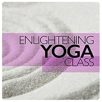 Enlightening Yoga Class