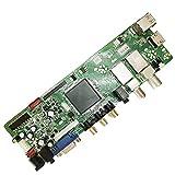 Circuito integrado DealMux, placa base de TV digital T.S512.69 con control remoto, compatible con DVB-T2