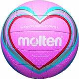Molten Ballon de Beach Volley Taille 5 Jaune/Bleu/Orange