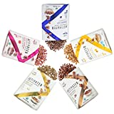 Living Intentions Gekeimtes Bio Superfood Müsli Glutenfrei Basisch Vegan Cacao Crunch, 255 g