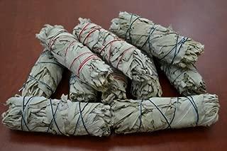 36 Pcs California White Sage Bundle Smudge Incense 5