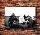 qianyuhe Wandkunst Bilder Druck auf Leinwand Hot Kendrick