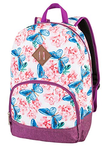 Rucksack Modetasche City Fashion PEPPERS Butterfly 26383