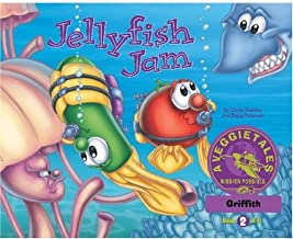 Jellyfish Jam - VeggieTales Mission Possible Adventure Series #2: Personalized for Griffith