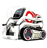 for Cozmo Robot Face Screen Guard KIT Excellent Protector from Unexpected Attacks of Kids and Pets. Include Wheels & Bumpers Decoration Set (Black Carbon Fiber)