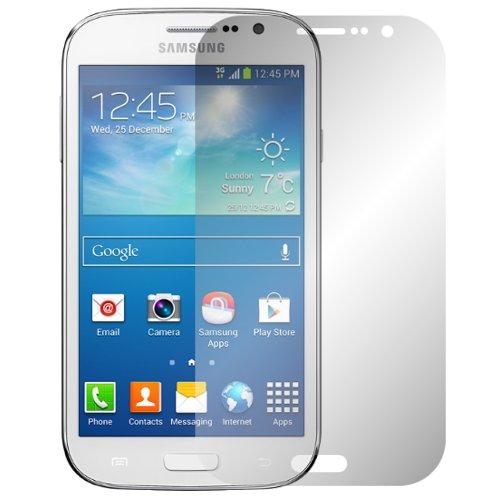 Slabo 2 x Protector de Pantalla para Samsung Galaxy Grand Neo lámina Protectora de Pantalla Ultra Transparente Invisible