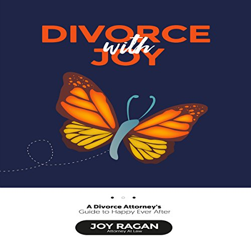 Divorce with Joy audiobook cover art