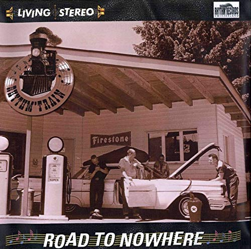 Road To Nowhere 10'LP