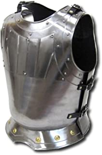 Armor Venue Medieval Warrior Breastplate - Fitted - Metallic - One Size