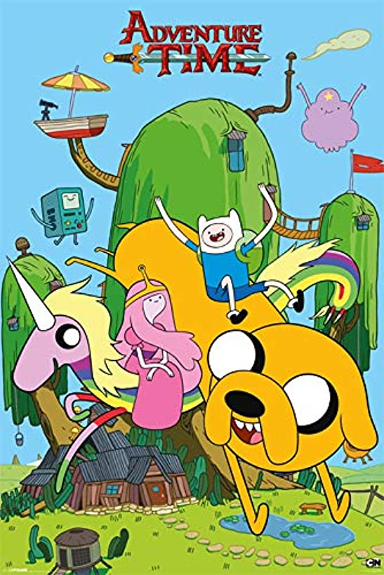 Adventure Time (house)