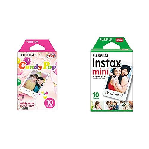 Fujifilm Instax Mini - Película fotográfica (10 unidades), color estilo