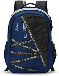 Skybags Figo Plus 01 34 Litres Casual Backpack