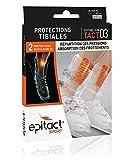 Epitact - Protecciones tibiales para patines o esquís, talla única