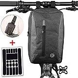 SuperiorParts – Bolsa para manillar de bicicleta, bolso para...