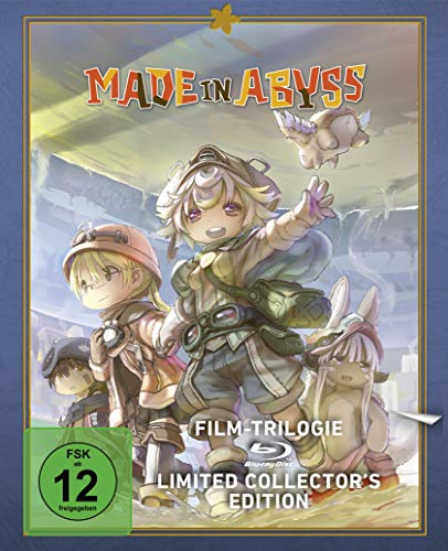 Made in Abyss - Die Film-Trilogie - Limited Collector's Edition [Blu-ray]