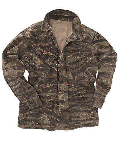 Mil-Tec US Jungle Jacket Vietnam Tiger Stripe Gr.XL