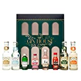 Gin Gift Set by Gin House - Flavoured Gin and Fentimans Tonic Gin Gifts - Includes Gordons Pink Gin, Edinburgh Gin Liqueur, Tanqueray Gin, Beefeater Orange Gin - 2020 Edition 4x