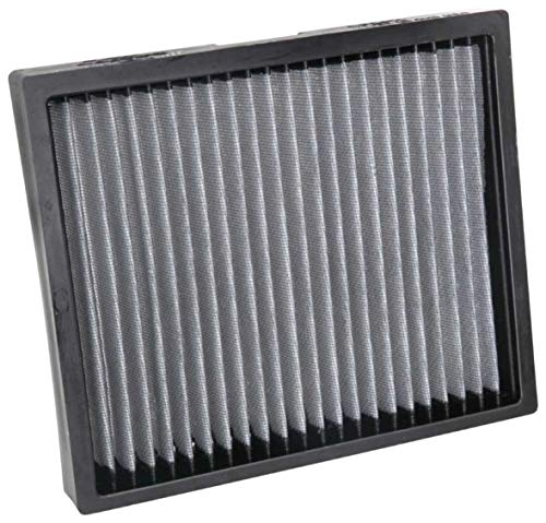 K&N Premium Cabin Air Filter: High Performance, Washable, Clean Airflow to your Cabin: Desinged for Select 2012-2020 CHEVY/GMC/BUICK/CADILLAC/OPEL/HOLDEN/VAUXHALL Vehicle Models, VF2071