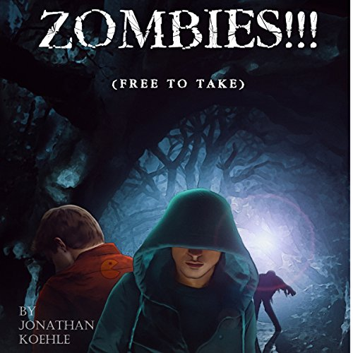 Zombies!!! audiobook cover art