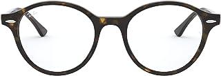Ray-Ban unisex-adult Rx7118 Square Prescription Eyeglass...