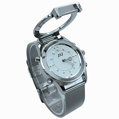 Reloj para Caballero, con Pantalla Braille y Voz En español