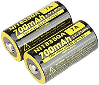 Best 3.7 v 700mah rechargeable battery Reviews