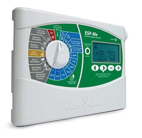 RainBird Beregnungscomputer Steuergerät, Typ ESP-Me Basismodul/Controller, 4 Stationen