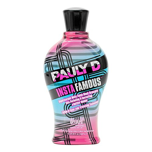 Devoted Creations Pauly D Instafamous Tanning Lotion - Multi/Multicolor
