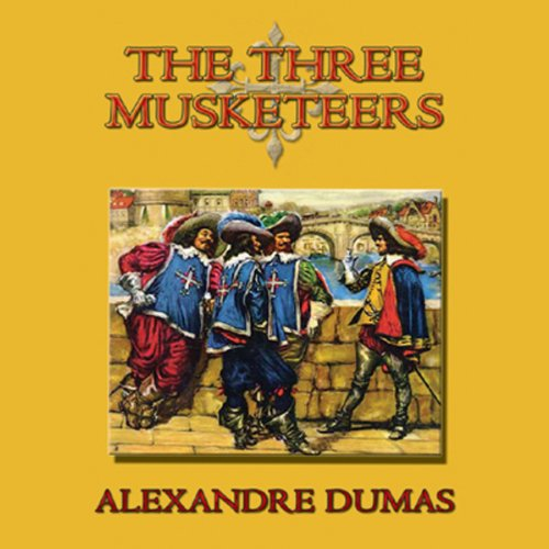 The Three Musketeers  Audiolibri