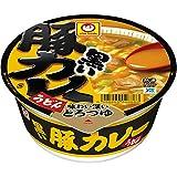黒い豚カレーうどん 87g ×12食 製品画像