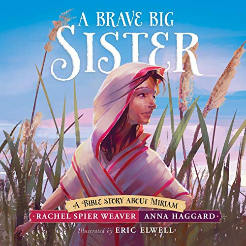 A Brave Big Sister audiobook cover art