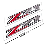 2X Z71 Off Road Decals for Chevy Silverado 2014-2018 Z71 New