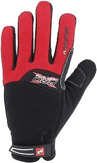 Massi–Glove Descend X-Pro Neg/Red T. XL